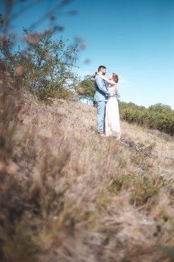 svatební focení Prokopské údolí