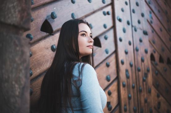Monika-street portrait-6